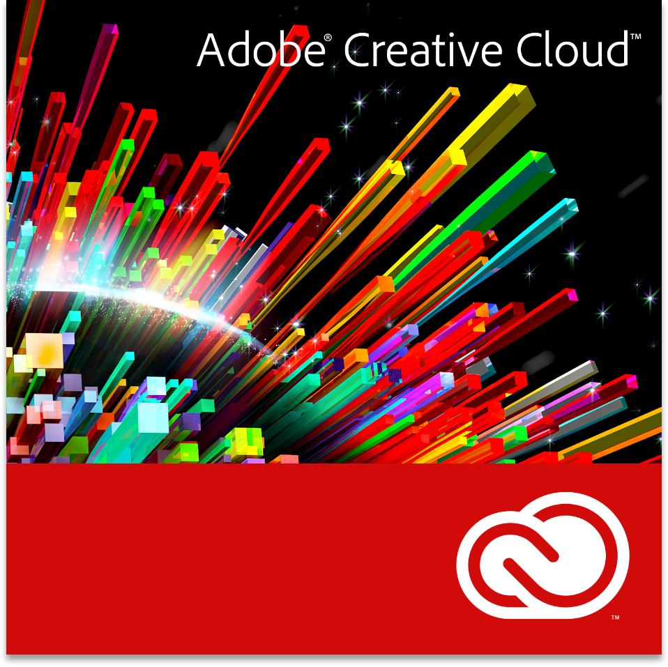 Adobe Creative Cloud Splash Image