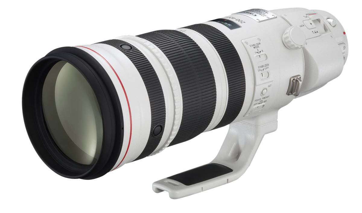 EF 200-400mm L IS USM FSL