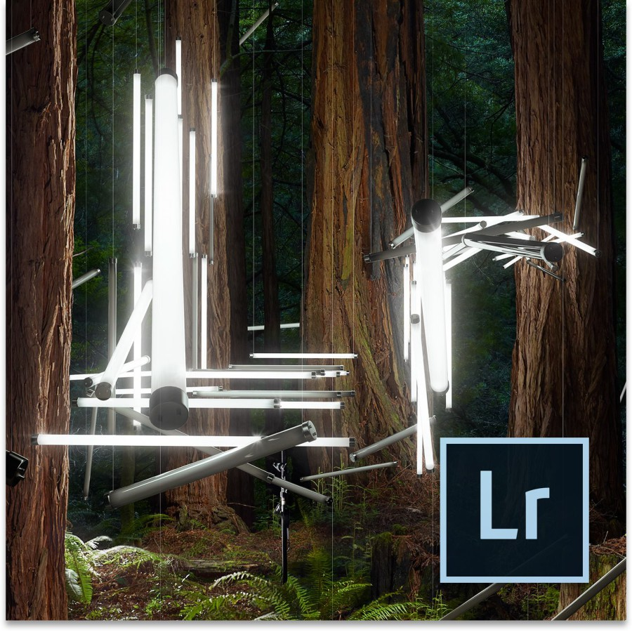 Adobe Lightroom Cover image