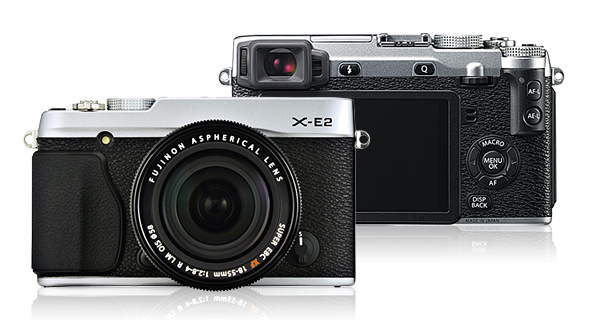 Fujifilm X-E2 with 18-55mm f/2.8-4 lens