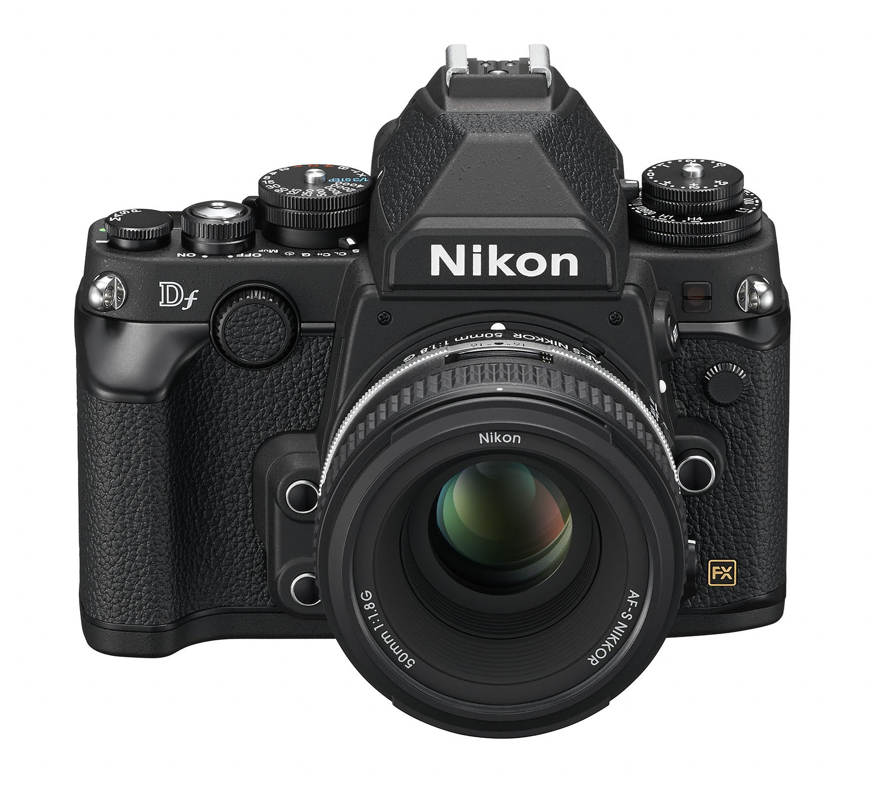 Nikon Df with AF-S 50mm f/1.8
