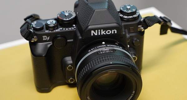 Three Guys First Thoughts: Nikon Df
