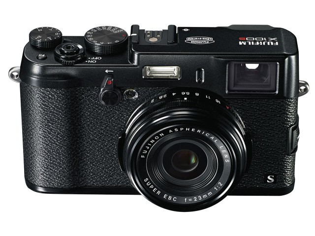 Fujifilm X100S in Black