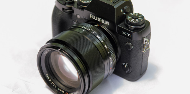Hands On With the New Fujifilm X-T1