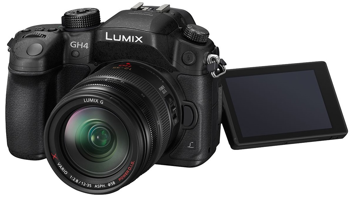 Panasonic GH4 with X Vario 12-35mm f/2.8