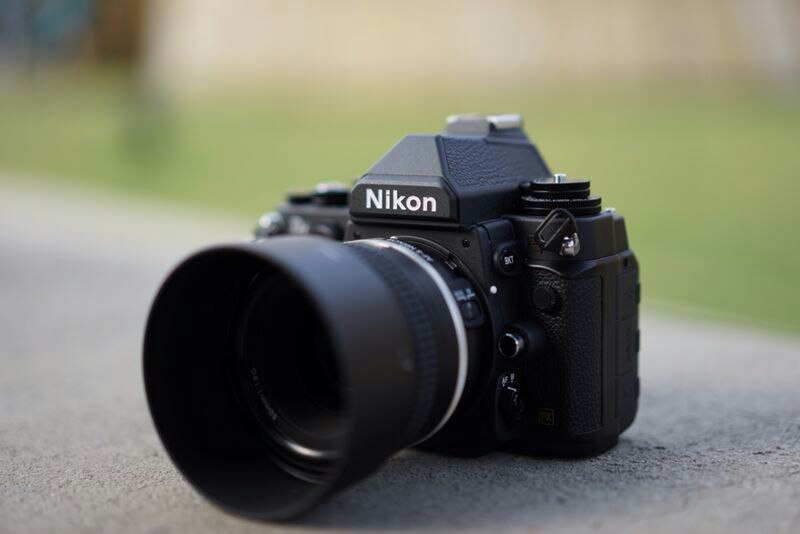 Nikon Df with the AF-S 50mm f/1.8G Special Edition