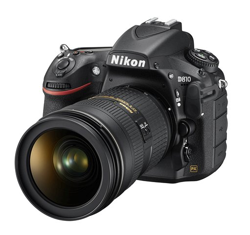 Nikon D810 with AF-S 24-70mm Lens