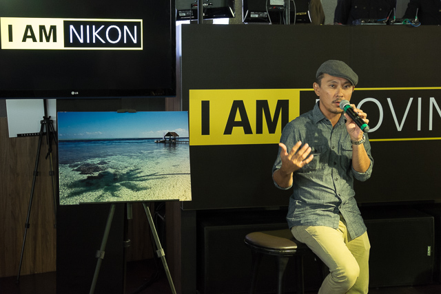 Photographer Aaron Wong speaks about shooting video (as a non-video shooter) on the D810.