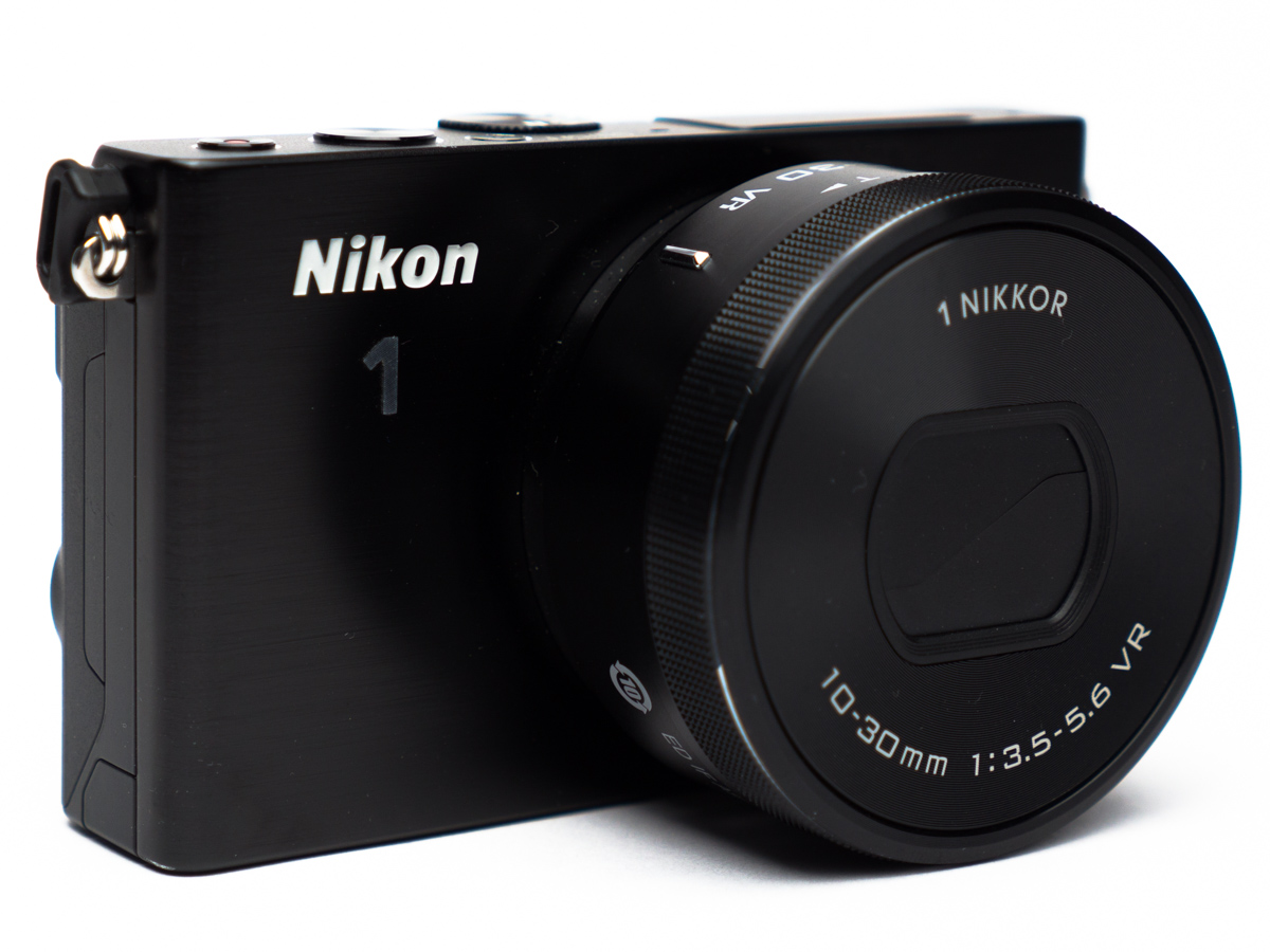 Nikon 1 J4 with 10-30mm PD Zoom