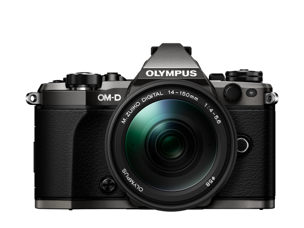Olympus Unveils Limited Edition Em 5 Mk2 In Titanium And