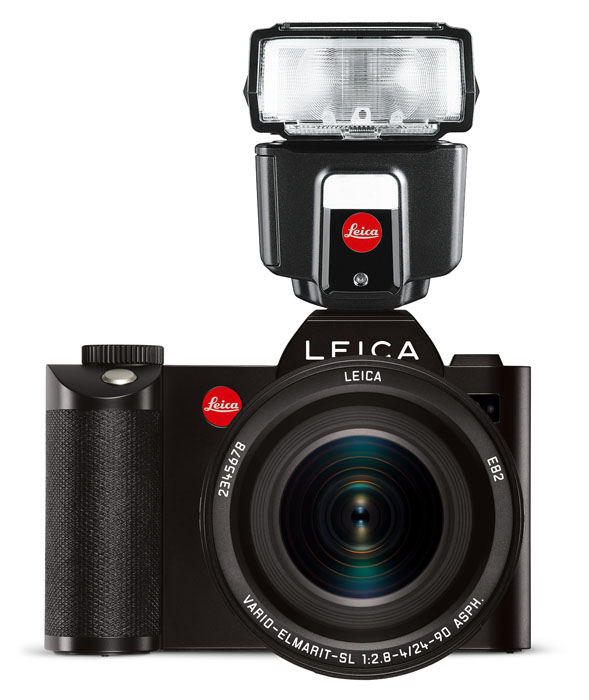 Leica SL with SF40 Flash Unit