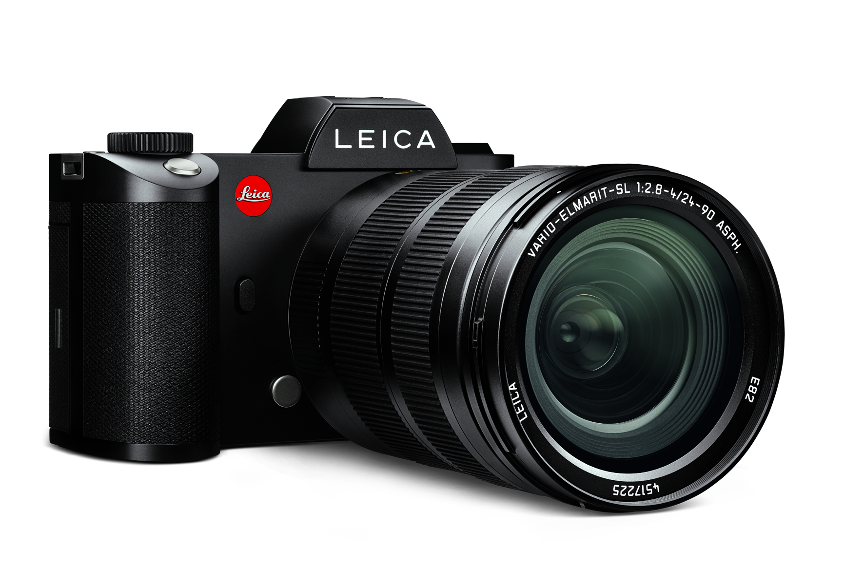 Leica Launches the SL—Pricey 24MP Full Frame Mirrorless Camera