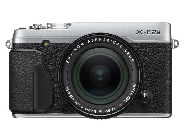 Fujifilm X-E2S with XF 18-55mm f/2.8-4 Kit Lens