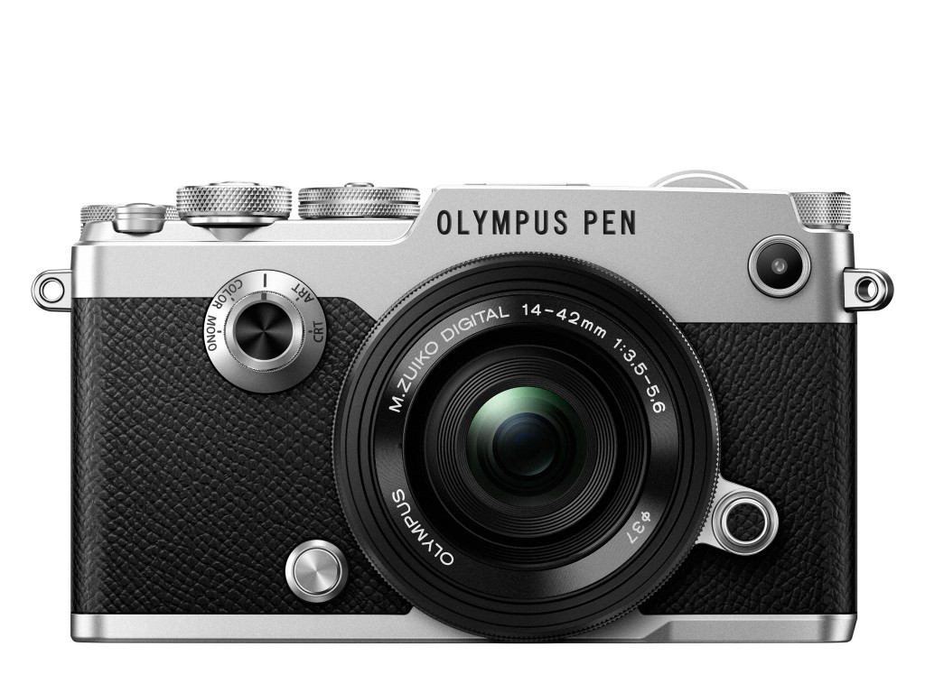 Olympus PEN-F with M-ZUIKO 14-42mm