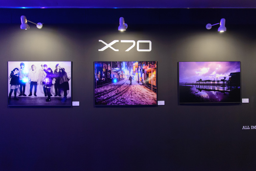 X70 Gallery