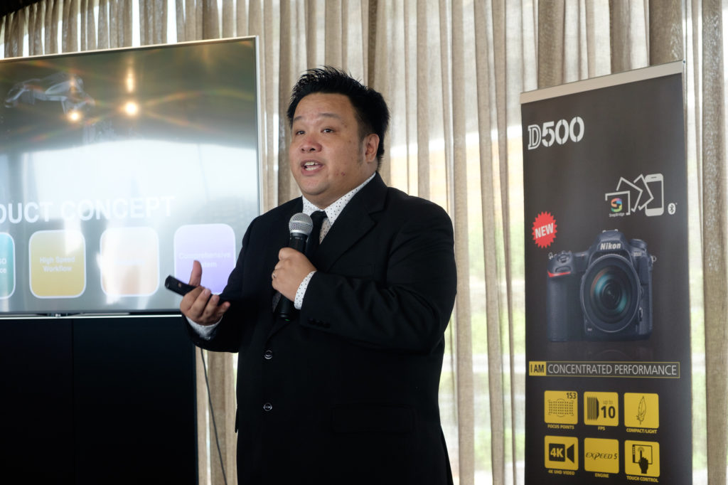 Albert Yap, Asia Technical Office, Nikon Singapore